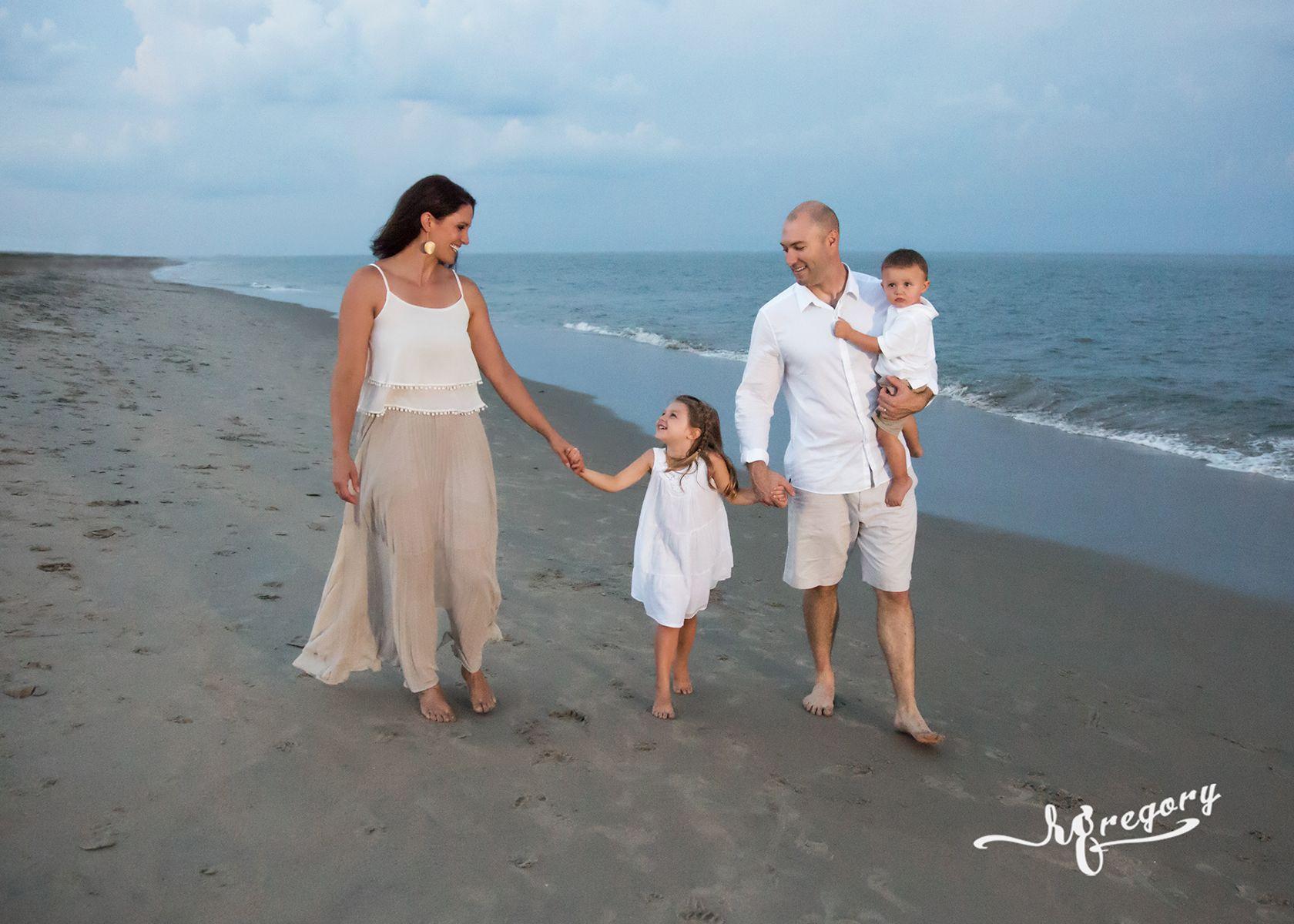 Bailey virginia family beach photo