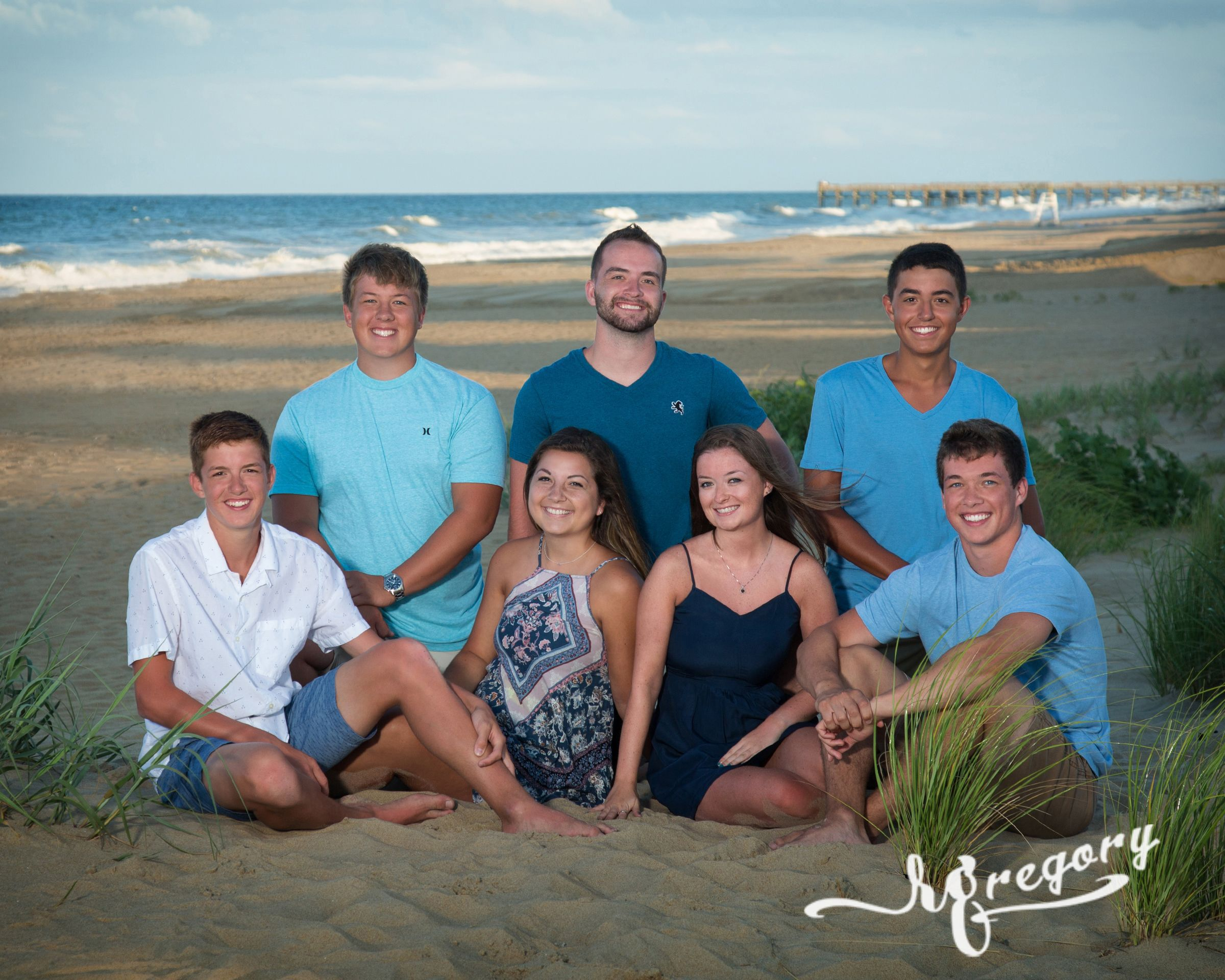 Owrey beach vacation photographer