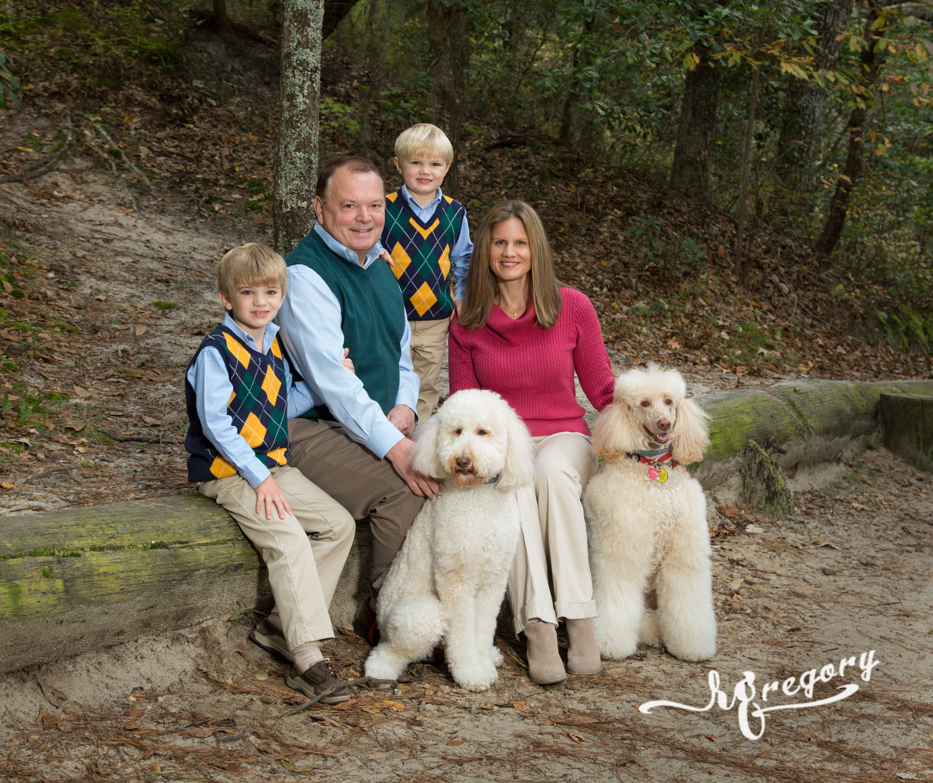 Bousman Fall 2017 pet family portraits