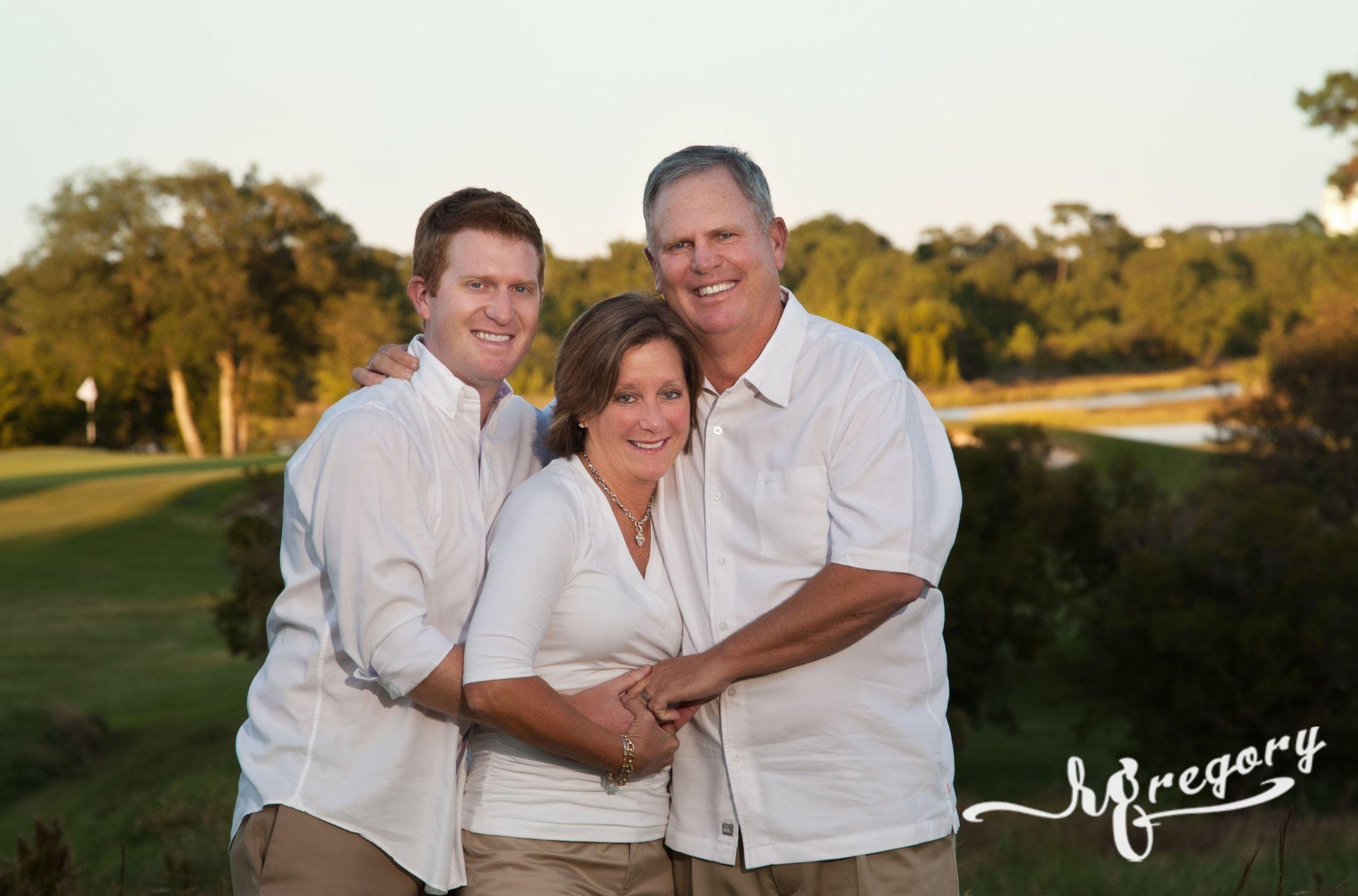 Hurst Family pic