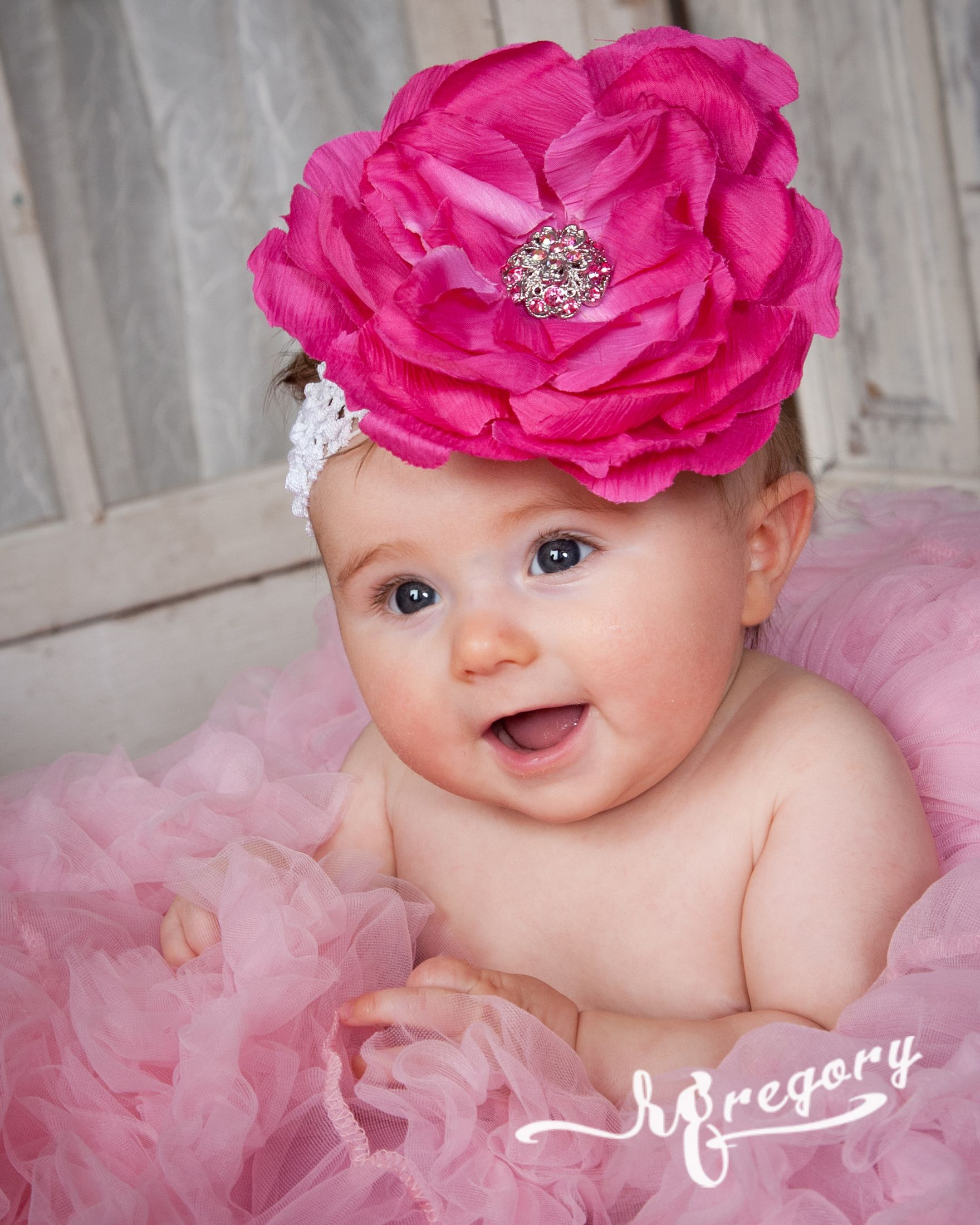 Kellam baby child photography girl in pink