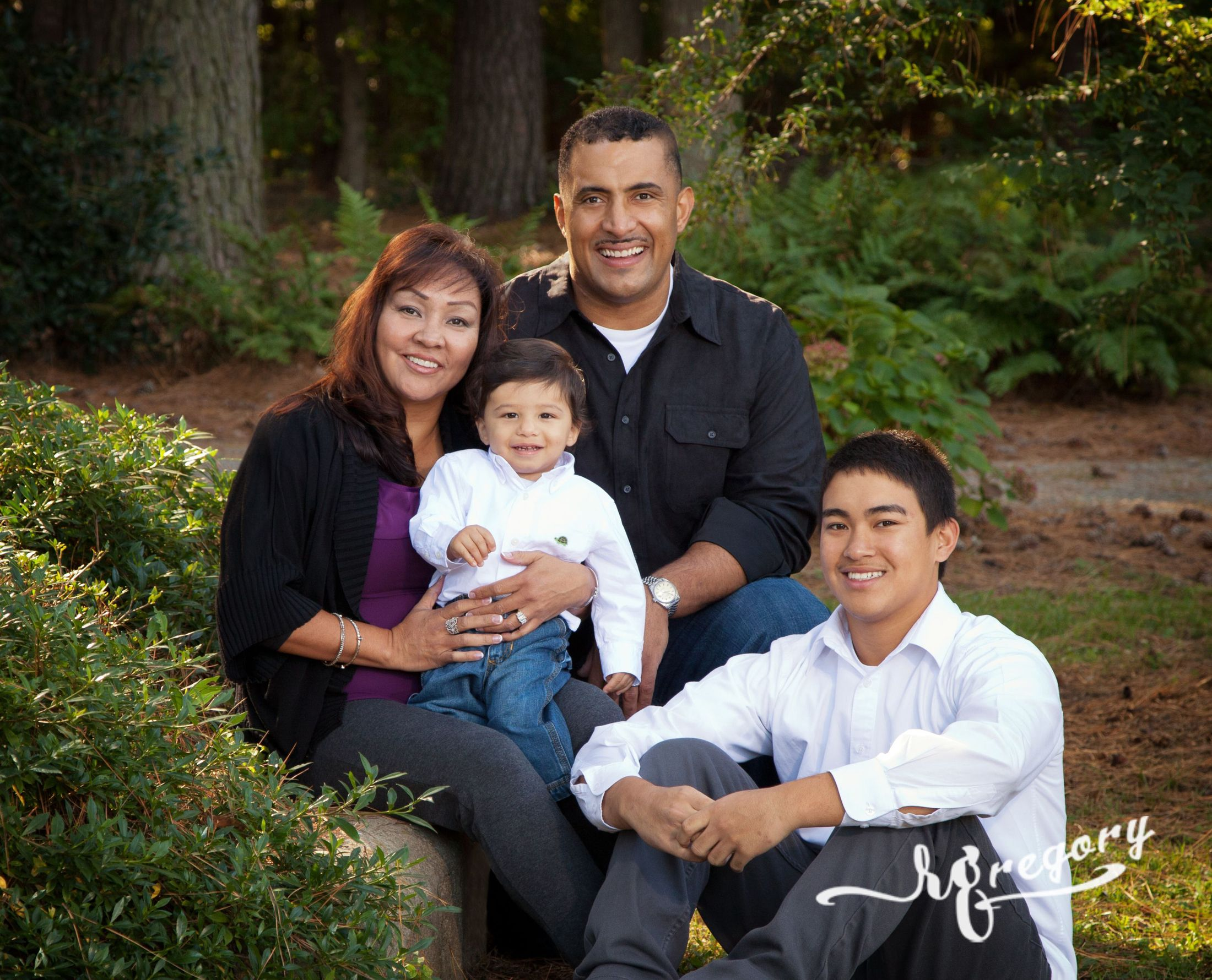 Lopez outdoor family photography