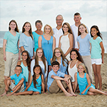 Sandy Blackburn testimonial for virginia beach family photography